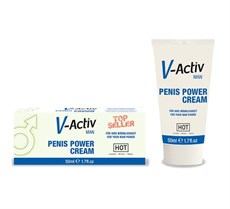 Hot V-Aktiv Penis Power Cream