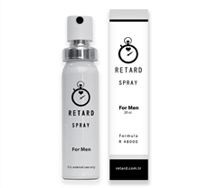 Retard Pause Longtime Spray For Men
